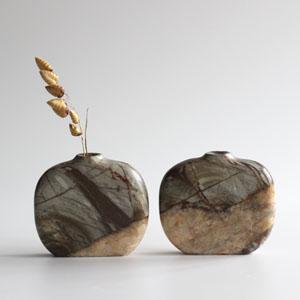 Moorcroft Cartoon Marble vase