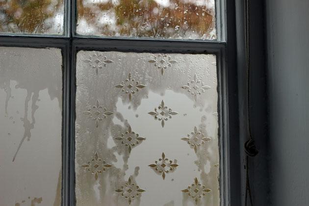 Window at Sinnington Methodist Chapel