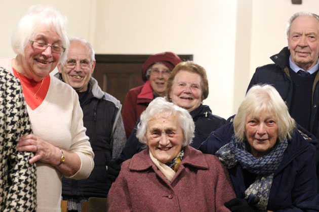 Members of the Sinnington People's Guild
