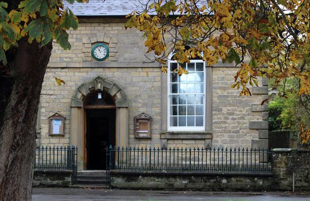 The Methodist Chapel in Sinnington