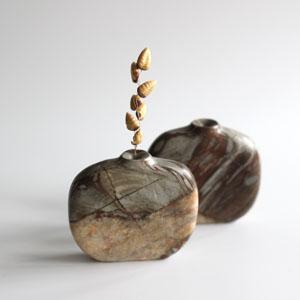 Moorcroft Cartoon Marble vases