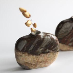 Vase made in Moorcroft Cartoon Marble