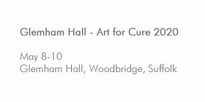 Glemham Hall - Art for Cure 2020