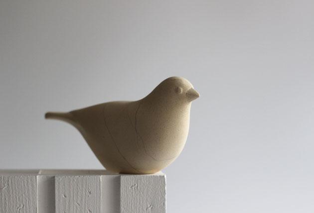 Yellow Bird sculpture