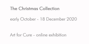 Art for Cure Christmas exhibition
