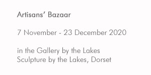 Artisans' Bazaar exhibition at Sculpture by the Lakes