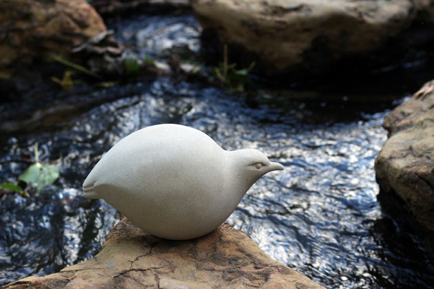 Crake Stone sculpture