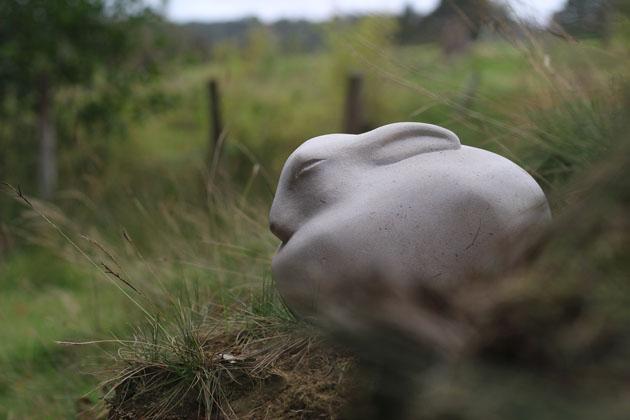 Mountain Hare sculpture