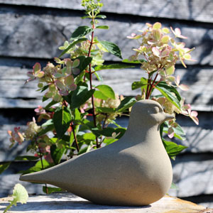 Plover sculpture