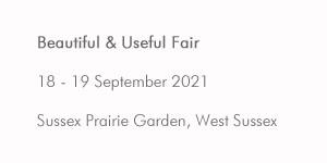 Beautiful & Useful show at Sussex Prairie Garden
