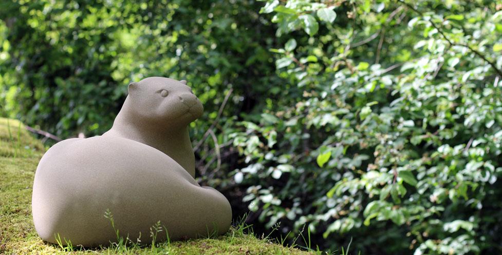 Hillsborough Castle Otter