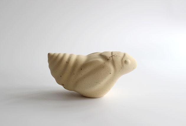 Spittlebug sculpture
