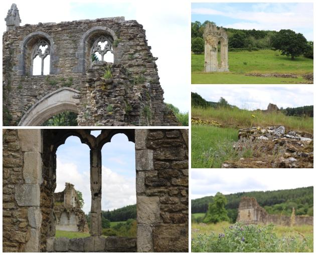 Kirkham Priory ruins