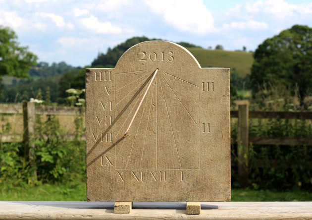 Howsham Mill sundial